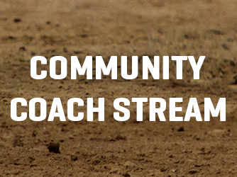Community Coach Stream
