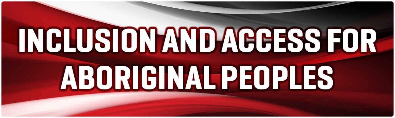Inclusion of Aboriginal Peoples Policy