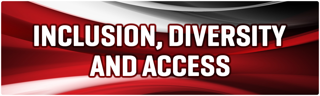 Inclusion, Diversity and Access