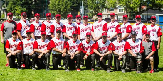 Team Canada Ready to defend its Title at WBSC Men's Softball World Championship