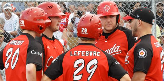 Canada Loses First Playoff Game to Australia at WBSC Junior Men's Softball World Championship