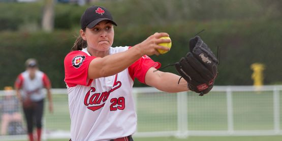 Canada Finishes Fifth at USA Softball International Cup