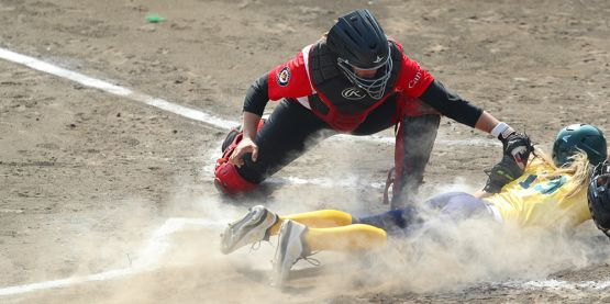 Canada Drops First Game of WBSC Women's Softball World Championship to Australia