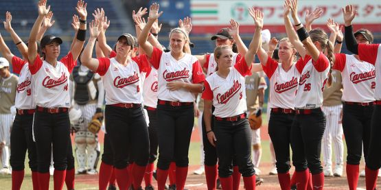 Canada Earns Bronze Medal at 2018 WBSC Women's Softball World Championship