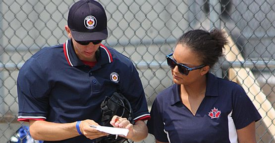 Softball Canada Names Twenty-One New Level IV Umpires